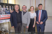 Maria Theresia ORF Präsentation - Schloss Esterhazy - Mo 11.12.2017 - Robert DORNHELM, Karl MARKOVICS, Marie-Luise STOCKINGER, Stefan 48