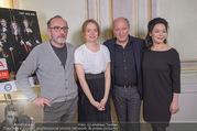Maria Theresia ORF Präsentation - Schloss Esterhazy - Mo 11.12.2017 - Robert DORNHELM, Karl MARKOVICS, Marie-Luise STOCKINGER, Julia S52