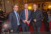 Maria Theresia ORF Präsentation - Schloss Esterhazy - Mo 11.12.2017 - Stefan OTTRUBAY, Alexander WRABETZ, Robert DORNHELM71
