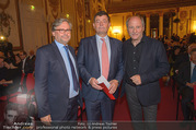 Maria Theresia ORF Präsentation - Schloss Esterhazy - Mo 11.12.2017 - Stefan OTTRUBAY, Alexander WRABETZ, Robert DORNHELM72