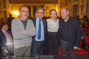 Maria Theresia ORF Präsentation - Schloss Esterhazy - Mo 11.12.2017 - Alexander WRABETZ, Robert DORNHELM, Karl MARKOVICS, Marie-Luise 76