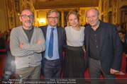 Maria Theresia ORF Präsentation - Schloss Esterhazy - Mo 11.12.2017 - Alexander WRABETZ, Robert DORNHELM, Karl MARKOVICS, Marie-Luise 78