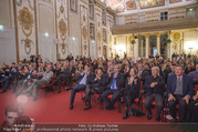 Maria Theresia ORF Präsentation - Schloss Esterhazy - Mo 11.12.2017 - Publikum im Haydn-Saal80