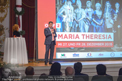 Maria Theresia ORF Präsentation - Schloss Esterhazy - Mo 11.12.2017 - 88