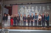 Maria Theresia ORF Präsentation - Schloss Esterhazy - Mo 11.12.2017 - 113