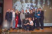 Maria Theresia ORF Präsentation - Schloss Esterhazy - Mo 11.12.2017 - 125