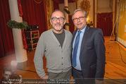 Maria Theresia ORF Präsentation - Schloss Esterhazy - Mo 11.12.2017 - Karl MARKOVICS, Alexander WRABETZ130