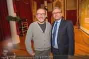 Maria Theresia ORF Präsentation - Schloss Esterhazy - Mo 11.12.2017 - Karl MARKOVICS, Alexander WRABETZ131
