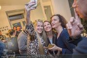 Weihnachts-Cocktail - Maurizio Giambra Store - Mi 13.12.2017 - Evelyn RILLE, Kristina SPRENGER, Konstanze BREITEBNER17