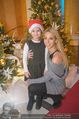 Energy for Life Weihnachtsball für Kinder - Hofburg - Do 14.12.2017 - Yvonne RUEFF mit Cousine Pia1