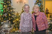 Energy for Life Weihnachtsball für Kinder - Hofburg - Do 14.12.2017 - Martina FASSLABEND, Maria RAUCH-KALLAT3