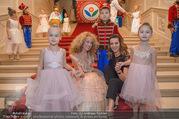 Energy for Life Weihnachtsball für Kinder - Hofburg - Do 14.12.2017 - Sandra PIRES, Sabine PETZL mit Kindern15