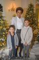 Energy for Life Weihnachtsball für Kinder - Hofburg - Do 14.12.2017 - Arabella KIESBAUER mit Kindern Nika und Neo19