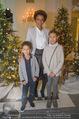 Energy for Life Weihnachtsball für Kinder - Hofburg - Do 14.12.2017 - Arabella KIESBAUER mit Kindern Nika und Neo20
