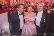 Silvesterball - Hofburg - So 31.12.2017 - Natalia USHAKOVA, Werner SCHREYER, Thomas SCH�FER-ELMAYER15