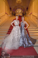 Silvesterball - Hofburg - So 31.12.2017 - Natalie ALISON, Alexandra KASZAY70