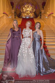 Silvesterball - Hofburg - So 31.12.2017 - Natalie ALISON, Alexandra KASZAY, Martina M�LLER72