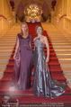 Silvesterball - Hofburg - So 31.12.2017 - Alexandra KASZAY, Martina M�LLER75