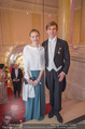 Silvesterball - Hofburg - So 31.12.2017 - Yuri REVICH mit Freundin Victoria DENGG114