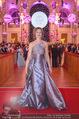 Silvesterball - Hofburg - So 31.12.2017 - Alexandra KASZAY139