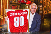 Sigi Bergmann 80er - Marchfelderhof - Do 04.01.2018 - Sigi BERGMANN19