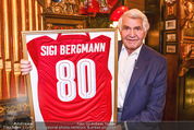 Sigi Bergmann 80er - Marchfelderhof - Do 04.01.2018 - Sigi BERGMANN20