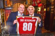 Sigi Bergmann 80er - Marchfelderhof - Do 04.01.2018 - Sigi BERGMANN, Herbert PROHASKA25