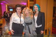 Schiller Neujahrscocktail - Hilton Vienna Hotel - Mo 08.01.2018 - Eva BILLISICH, Jeanine SCHILLER, Andrea HÄNDLER9