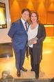 Schiller Neujahrscocktail - Hilton Vienna Hotel - Mo 08.01.2018 - Gabriele BENESCH, Erich FURRER13