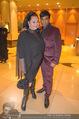 Schiller Neujahrscocktail - Hilton Vienna Hotel - Mo 08.01.2018 - Tini KAINRATH, Ramesh NAIR15