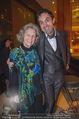 Schiller Neujahrscocktail - Hilton Vienna Hotel - Mo 08.01.2018 - Inge UNZEITIG mit Sohn Kurt19
