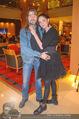 Schiller Neujahrscocktail - Hilton Vienna Hotel - Mo 08.01.2018 - Carmen KREUTZER mit neuem Freund Martin24