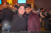 Schiller Neujahrscocktail - Hilton Vienna Hotel - Mo 08.01.2018 - Tini KAINRATH, Ramesh NAIR25