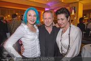 Schiller Neujahrscocktail - Hilton Vienna Hotel - Mo 08.01.2018 - Eva BILLISICH, Reinhard NOWAK, Andrea HÄNDLER28