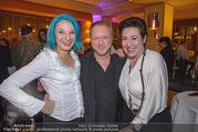 Schiller Neujahrscocktail - Hilton Vienna Hotel - Mo 08.01.2018 - Eva BILLISICH, Reinhard NOWAK, Andrea HÄNDLER29