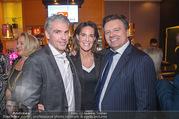 Schiller Neujahrscocktail - Hilton Vienna Hotel - Mo 08.01.2018 - Kathi STUMPF, Alex PEZA, Wolfgang SCHWARZ34