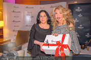 Schiller Neujahrscocktail - Hilton Vienna Hotel - Mo 08.01.2018 - Arsalan FATEN, Jeanine SCHILLER35