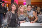 Schiller Neujahrscocktail - Hilton Vienna Hotel - Mo 08.01.2018 - Sonja KATO-MAILATH-POKORNY, Natalia USHAKOVA, Jeanine SCHILLER38
