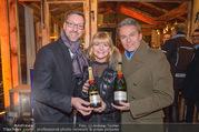 Moet & Chandon Chalet Winter Closing - Winter Chalet Palais Esterhazy - Mo 08.01.2018 - Markus FERRIGATO, Eva RADINGER, Alfons HAIDER3