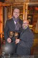 Moet & Chandon Chalet Winter Closing - Winter Chalet Palais Esterhazy - Mo 08.01.2018 - Markus FERRIGATO, Luigi BARBARO5
