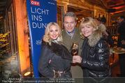 Moet & Chandon Chalet Winter Closing - Winter Chalet Palais Esterhazy - Mo 08.01.2018 - Silvia SCHNEIDER, Alfons HAIDER, Eva RADINGER7
