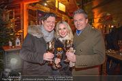 Moet & Chandon Chalet Winter Closing - Winter Chalet Palais Esterhazy - Mo 08.01.2018 - Silvia SCHNEIDER, Alfons HAIDER, Christoph WALTENBERGER13