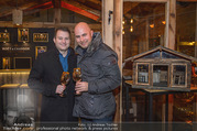 Moet & Chandon Chalet Winter Closing - Winter Chalet Palais Esterhazy - Mo 08.01.2018 - Christoph SUPPER, Ernst RANFTL16