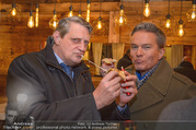 Moet & Chandon Chalet Winter Closing - Winter Chalet Palais Esterhazy - Mo 08.01.2018 - Dieter CHMELAR, Alfons HAIDER17