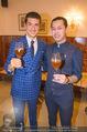 Kaffeesieder Cocktail - Cafe Hofburg - Di 09.01.2018 - Christian WU, Martino ZANETTI6
