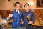 Kaffeesieder Cocktail - Cafe Hofburg - Di 09.01.2018 - Christian WU, Martino ZANETTI7
