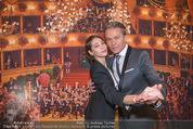 Opernball PK - Staatsoper - Do 11.01.2018 - Alfons HAIDER, Maria YAKOVLEVA14