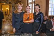 Opernball PK - Staatsoper - Do 11.01.2018 - Michele MEYER, Eva POLESCHINSKI, Anelia PESCHEV15