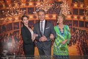 Opernball PK - Staatsoper - Do 11.01.2018 - Maria YAKOVLEVA, Alfons HAIDER, Barbara RETT21