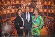 Opernball PK - Staatsoper - Do 11.01.2018 - Maria YAKOVLEVA, Alfons HAIDER, Barbara RETT22